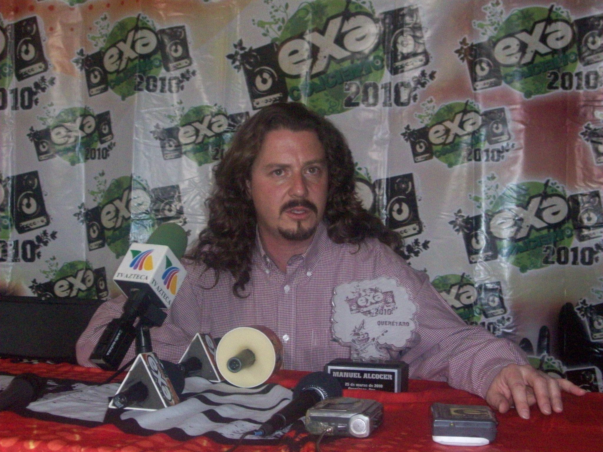 Manuel Alcocer