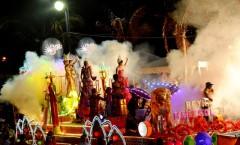 Nueve días de carnaval en Veracruz