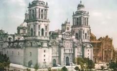 Música de viento en la Catedral de México