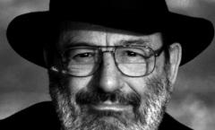 Umberto Eco presenta novela