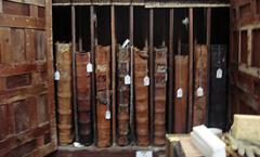 Revela Museo del Virreinato secretos de los libros de coro
