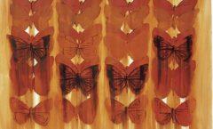 Efímero eterno: Mariposas de Carmen Parra