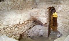 Cueva en Israel pudo ser la morada de Jesucristo