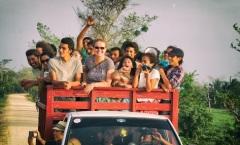 Seminario de Son Jarocho y Otras Culturas, en Jaltipan
