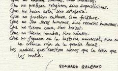 Muere el escritor uruguayo Eduardo Galeano a los 74 años
