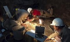 Hallan mercurio líquido en Teotihuacán, una pista hacia tumba real