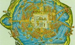 Tres monolitos de Tenochtitlán cautivan a Matos Moctezuma