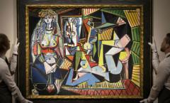 Las Diez Obras de Arte Más Caras De La Historia Vendidas en Subastas