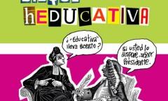 """Rius Aborda la Reforma """"Dizque Heducativa"""""""