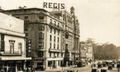 Relata autor el esplendor del hotel Regis y memorias de la capital del país