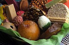 Los dulces cristalizados de Santa Cruz Acalpixca: 100 años de tradición