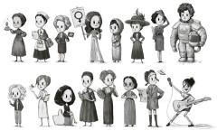 Las mujeres no reconocidas por la historia mexicana