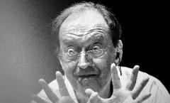 """""""Todos necesitamos la música, sin ella no podemos vivir"""" : Murió Nikolaus Harnoncourt"""