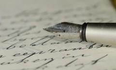 El oficio de los escritores.