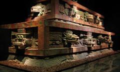 Descubren arqueólogos nuevo ombligo de Teotihuacán