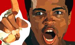 Se fue Muhammad Ali, El Más Grande