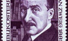 Stefan Zweig se quitó la vida hace 75 años
