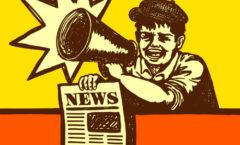 Literatura periodística y viceversa: La Crónica