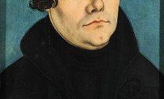 Lutero te ordena pensar
