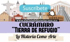 Cuerámaro: Tierra de Refugio - El Oficio de Historiar - Ahora en Youtube...
