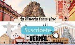 El Pueblo tejedor de sueños: Bernal - El Oficio de Historiar – Ahora en Youtube…