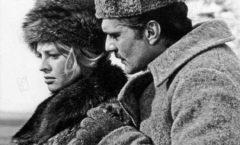 Borís Pasternak y Olga Ivínskaia