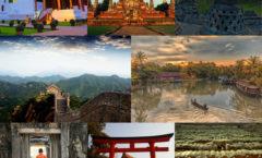 Los 10 mejores destinos asiáticos del año