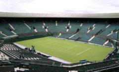 Wimbledon, solo Wimbledon
