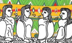 La Feria de las Lenguas Indígenas en el Cenart