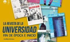 La Revista de la Universidad: fin de época e inicio