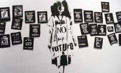 Artista mixe expone movimientos contraculturales en pueblos de Oaxaca