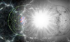 La partícula que decidió la batalla entre la materia y la antimateria