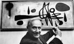 Joan Miró, por primera vez a solas en Buenos Aires