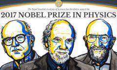 Nobel de Física premia hallazgos en ondas gravitacionales