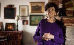 Margo Glantz, quien recibió el Premio Alfonso Reyes, dictó una conferencia magistral sobre Juan Rulfo