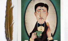 """Marcel Proust """"En busca del tiempo perdido"""": primer siglo"""