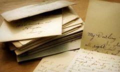 Cartas a Mercedes, del novelista murciano Miguel Espinosa, y las cartas cruzadas entre Gerardo Diego y Juan Larrea entre 1916 y 1980