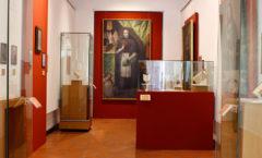 Lienzos, grabados y libros del siglo XVIII en el Exconvento de Santa Mónica, en Puebla
