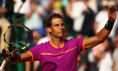 Nadal desbanca a McEnroe y caza otro récord