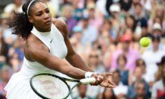 Serena Williams puede con todo