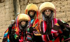Costumbres y Tradiciones: Los Parachicos