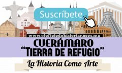 YouTube: Cuerámaro, Tierra de Refugio