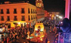 Rosario de Navidad: El Origen de los Carros Bíblicos en Querétaro