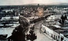 El barrio de la Cruz y San Francisquito