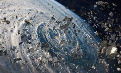 Más de 19 mil fragmentoa de basura espacial rodean la tierra
