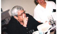 Un homenaje muy merecido a José Félix Zavala a sus 71 años de vida