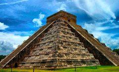 La erupción que terminó con la cultura Maya