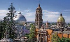 Una vista a los inicios de la ciudad de Celaya