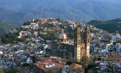 El barroco y templo más hermoso de México, Santa Prisca en Taxco