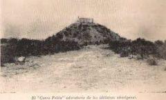 Descripción de la zona arqueológica pegada a la ciudad de Querétaro